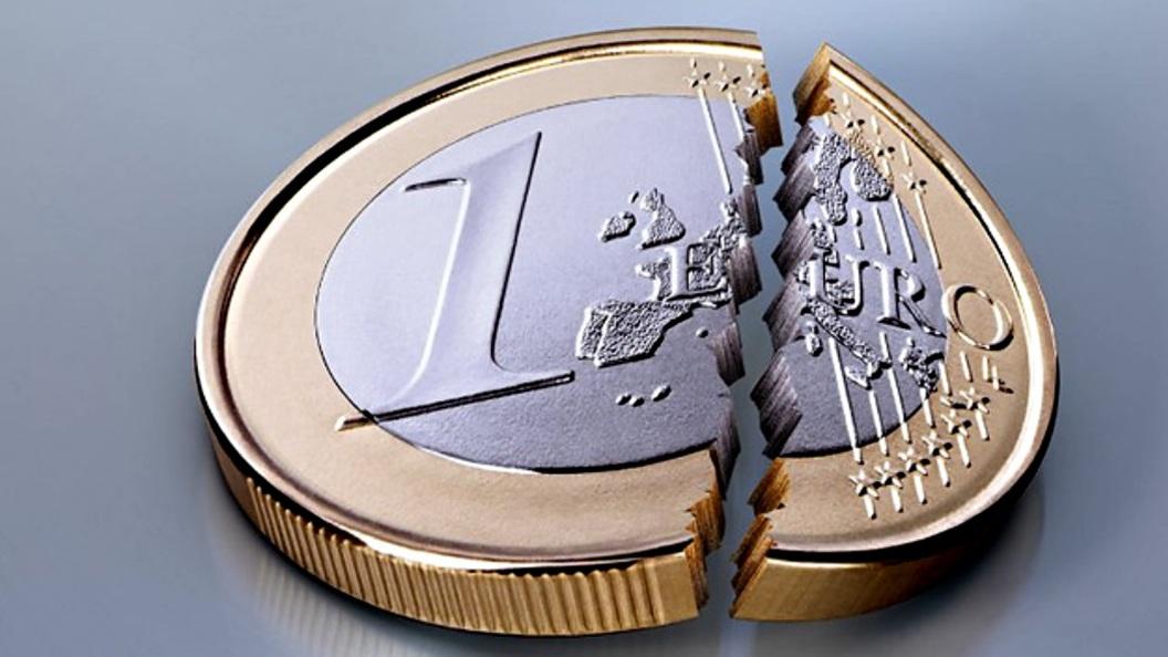 Единая европейская валюта может умереть в двадцатилетнем возрасте