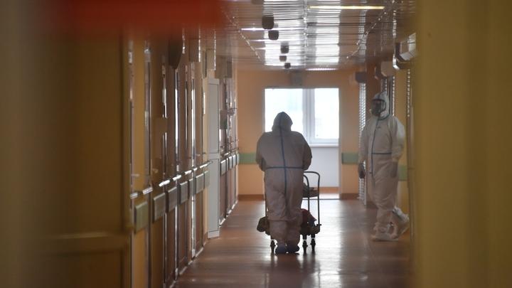 600 человек умерли от коронавируса в Новосибирской области