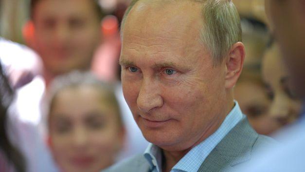 «Мы способны на технологический прорыв»: Путин призвал государство, бизнес и науку объединиться