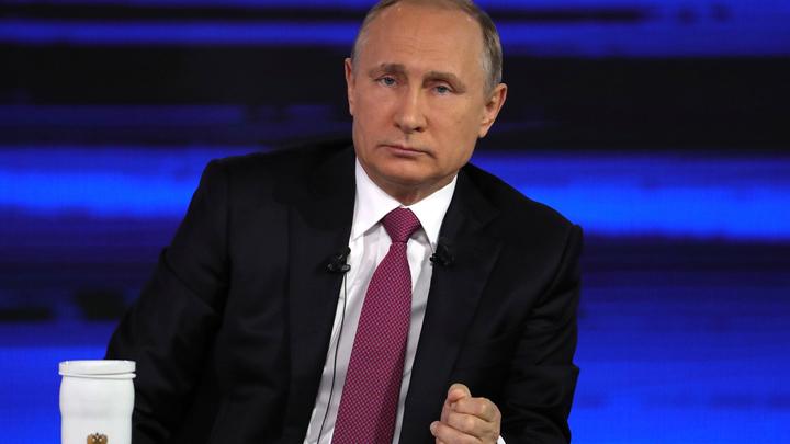Путин признался, что бросил мечту стать летчиком ради разведки