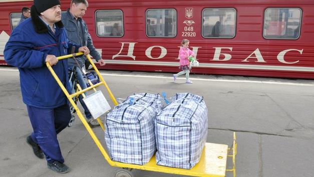 Пассажирские поезда в ДНР отменены после убийства Захарченко
