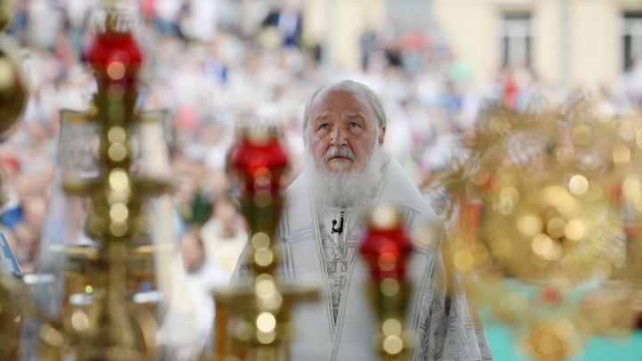 Патриарх Кирилл инициировал общеправославное обсуждение ситуации на Украине