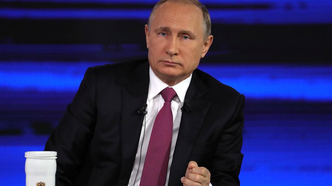 Кремль: Путин планирует только работать, а не отдыхать летом