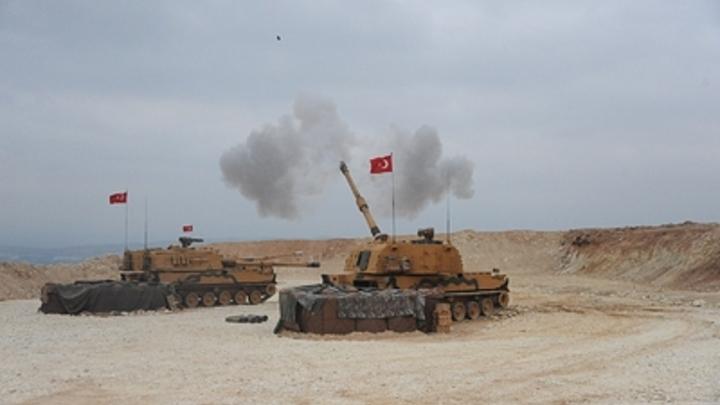 Курдам пригрозили хорошей поркой за провоцирование Турции