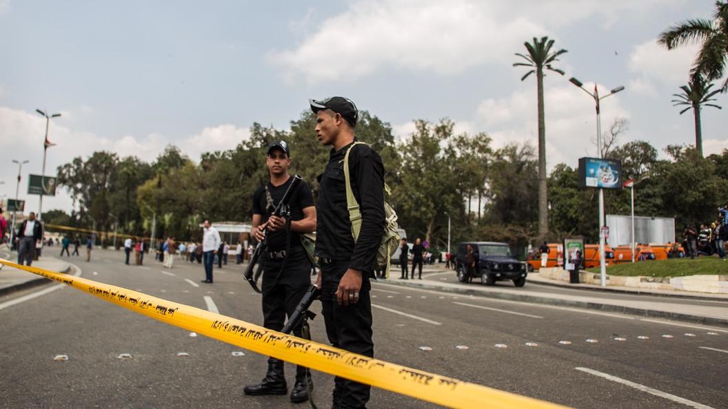 Убийца на пляже в Египте нападал с ножом на беззащитных женщин