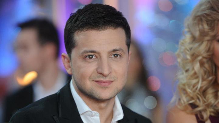 Комедиант Зеленский, выступающий против войны в Донбассе, объявил об участии в выборах президента