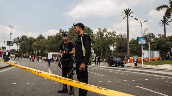 Украина заявила, что резня в Египте - это теракт