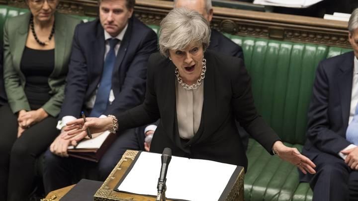 Уж послали так послали: хронология переговоров по Брекситу вызвала насмешки в соцсетях