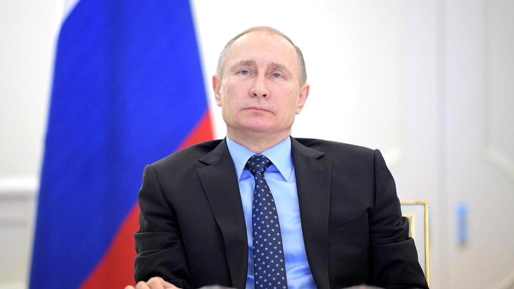 Июльский Time выйдет с пиксельным Путиным на обложке
