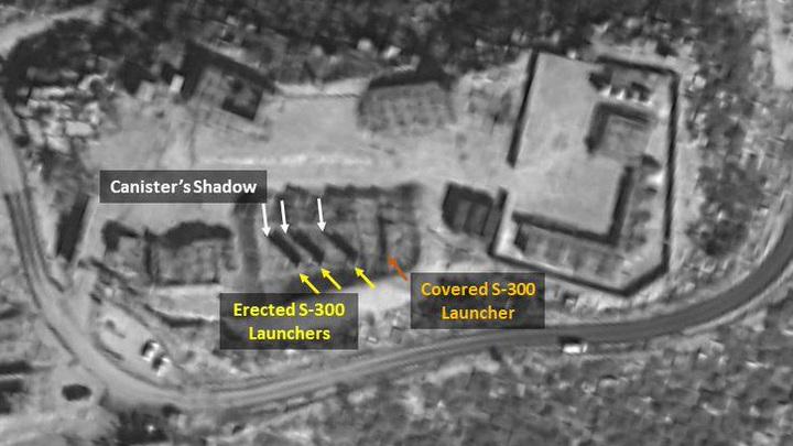 Конец еврейскому фашизму: В Тель-Авиве наконец разглядели сирийские С-300