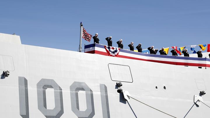 Флот США получил безумно дорогие эсминцы и не знает, что с ними делать - The National Interest