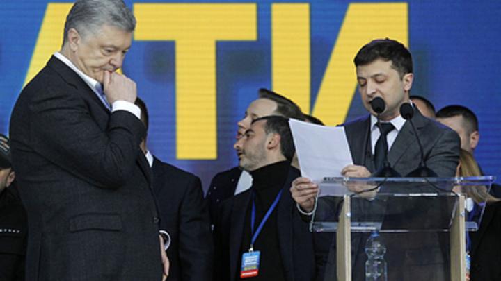 Уже сбежал из страны?: Соловьёв напомнил Порошенко про участь предшественника