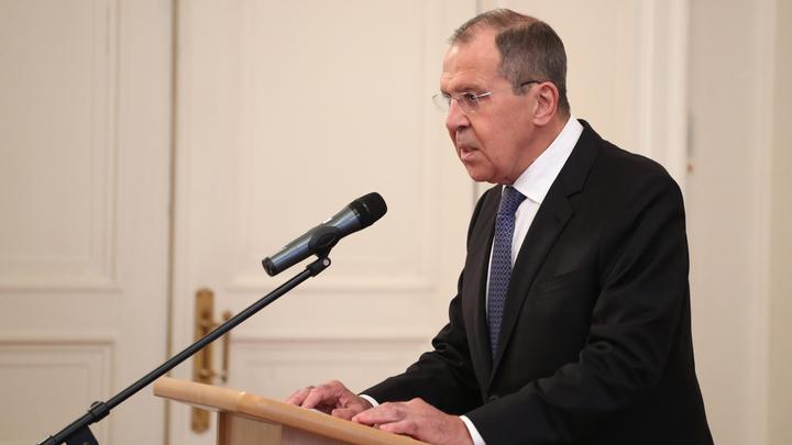 Руководители НАТО выдают свои преступления за достижения в борьбе за демократию - Лавров