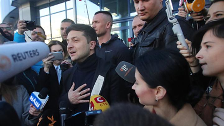 Зеленскому придётся считаться с действительностью: Катастрофа Украины вызвала политический спор