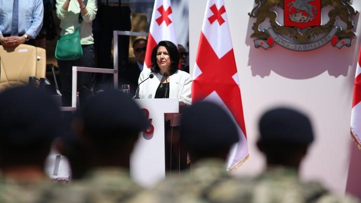 Жители России обещают вернуться вГрузию