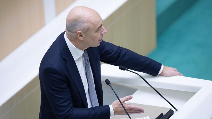 Безответственная экономическая политика: Силуанов указал на виновников развала Союза. Но фамилии скрыл
