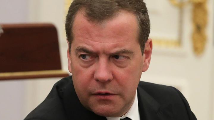 В Токио пригрозили надлежащим образом ответить Медведеву, прибывшему на Итуруп