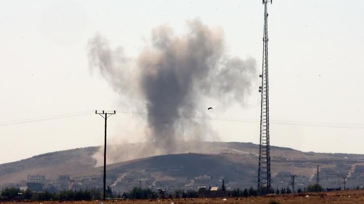 На границе с Сирией взорвался турецкий военный склад: Осколки полетели в дома - СМИ