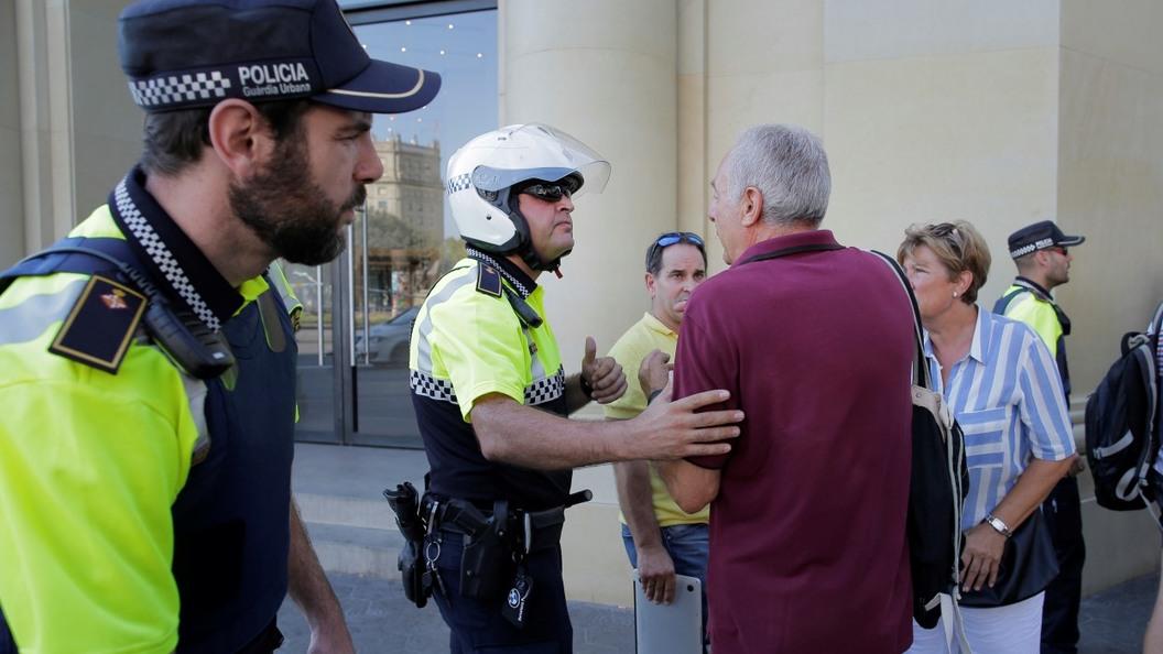 СМИ распространили фото подозреваемого в наезде на пешеходов в Барселоне