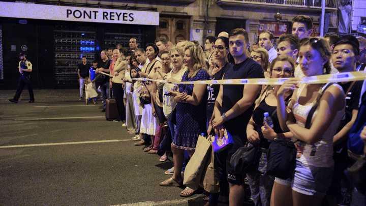 Недалеко от Барселоны ликвидировали неизвестного с поясом смертника