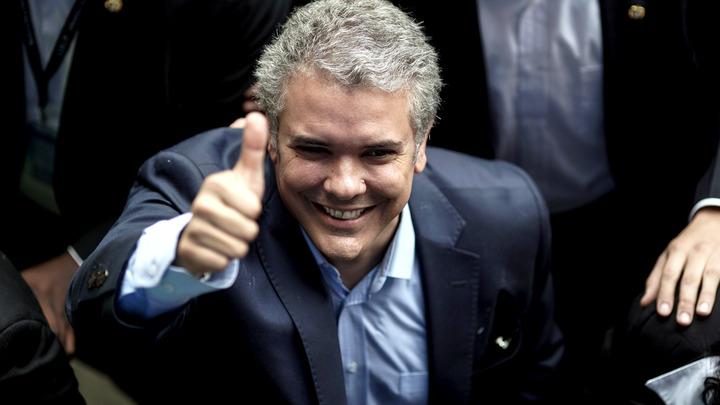 В Колумбии избран новый глава государства