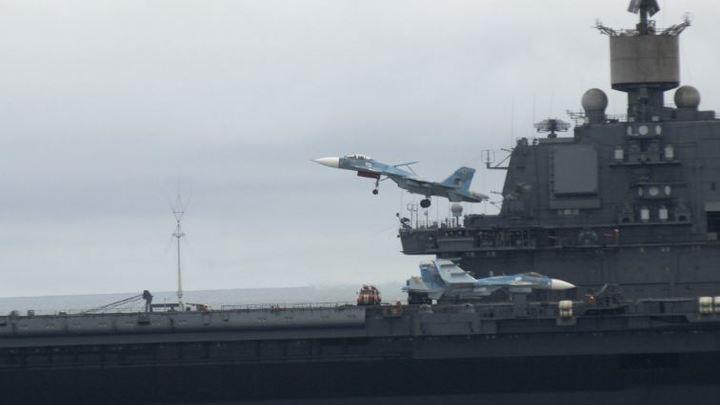 Вскроет, как банку с килькой: Эксперт заявил о бесполезности Адмирала Кузнецова в Сирии