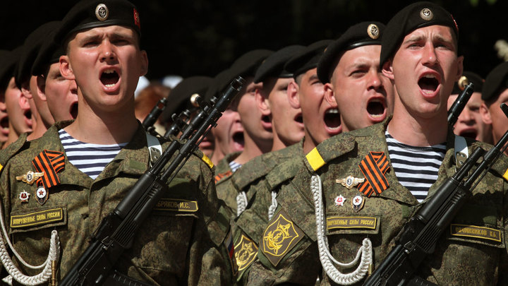 Русской армии стало больше. На несколько тысяч гражданских