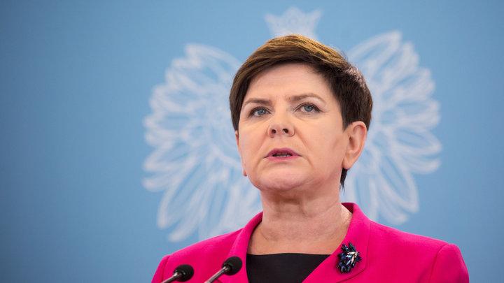 Шидло заявила о праве Варшавы на репарации Германии за Вторую мировую войну