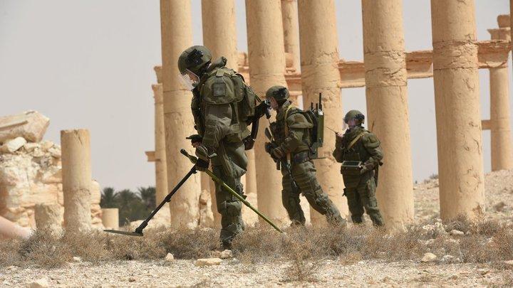 Русские военкоры показали трофей с американской базы в Сирии. Пришли и взяли