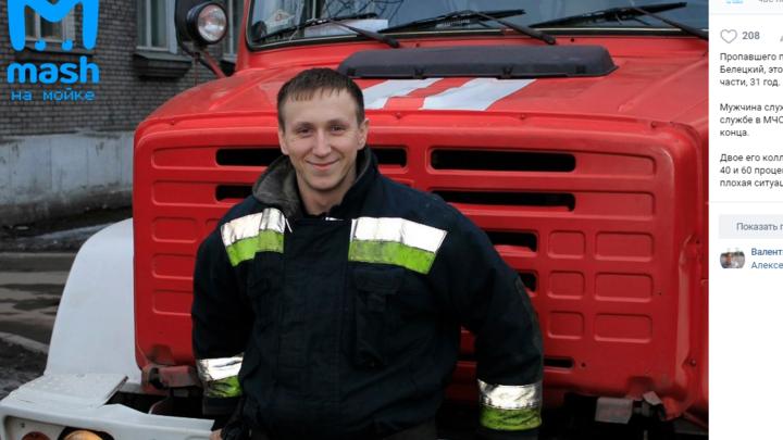 Пока СК выясняет, из-за чего сгорела «Невская мануфактура», родные хоронят тушившего ее пожарного