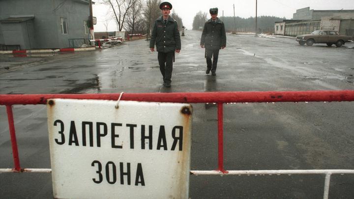 Украина снова пропустила туристов на Чернобыльскую АЭС
