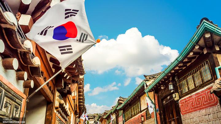 Южная Корея обстреляла объект, запущенный из КНДР