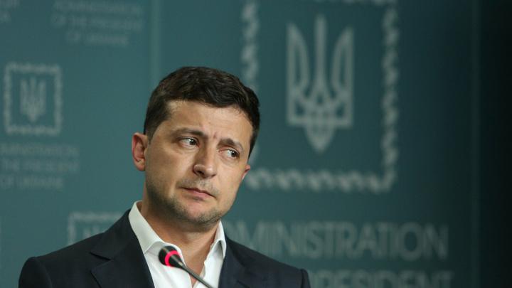 А убийц людей в Одессе не нашли?: Зеленский отомстил за ролик, где его сбивает грузовик