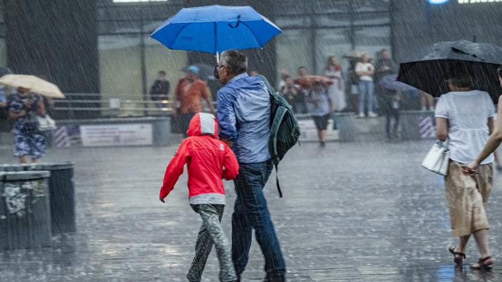 Погода в Краснодарском крае на 19 сентября: Местами пройдёт кратковременный дождь с грозами