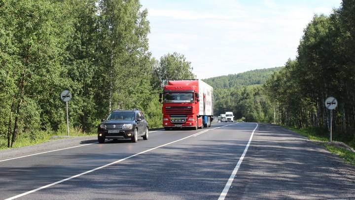 Трассу Москва – Казань построят до Челябинской области