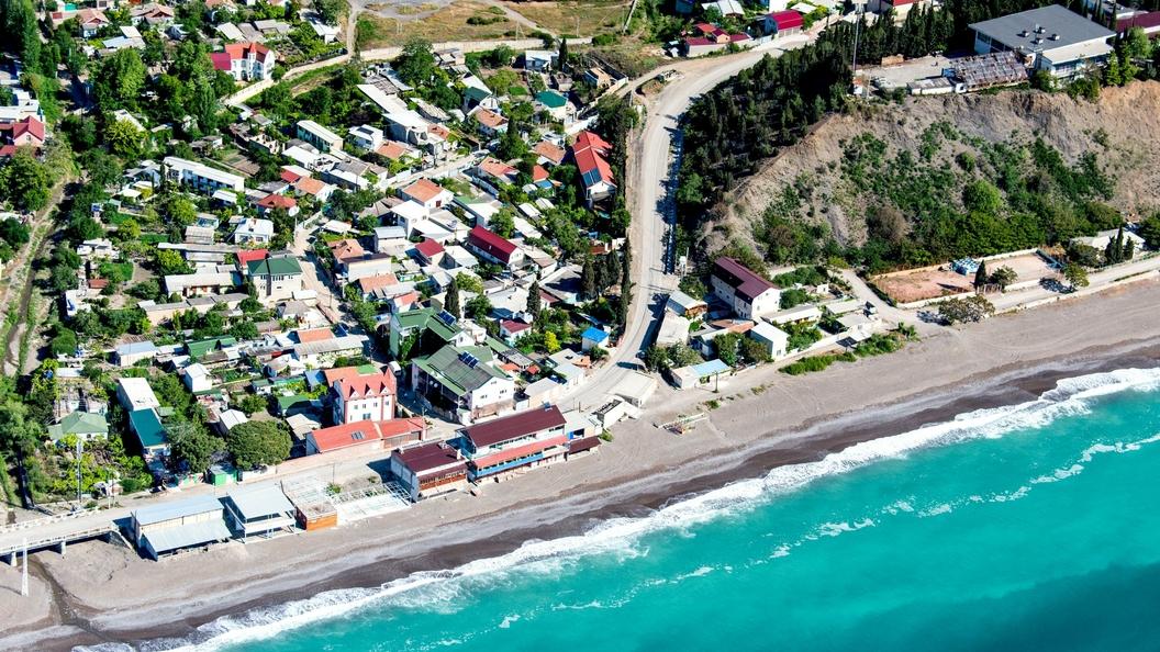 Крым внынешнем году уже посетили неменее 800 тыс. туристов из государства Украины