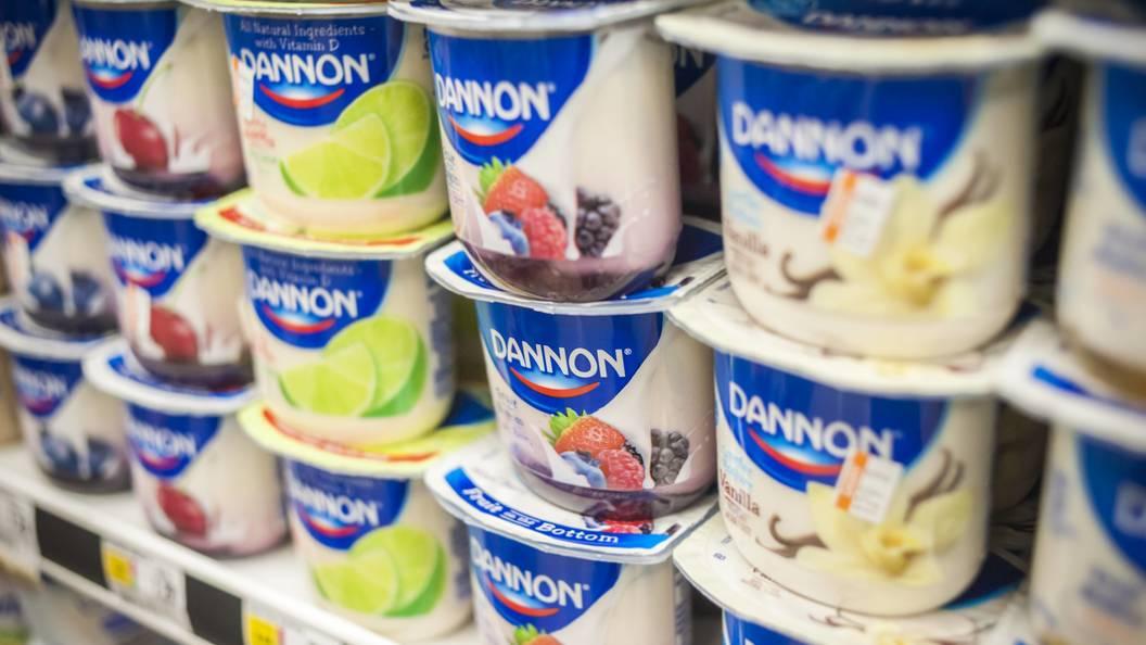 Из-за санкций  на молочную продукцию Danone привезет в Сибирь своих коров