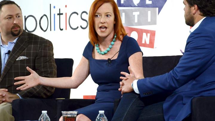 Женщина-анекдот снова в Белом доме: Псаки выступит после инаугурации Байдена