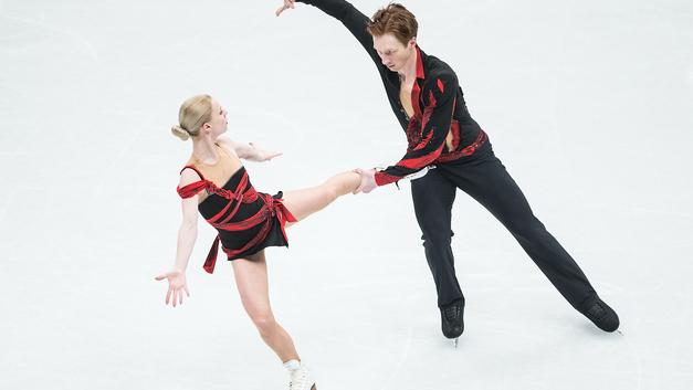 Фигуристы Тарасова и Морозов: На чемпионате мира легче, чем на Олимпиаде