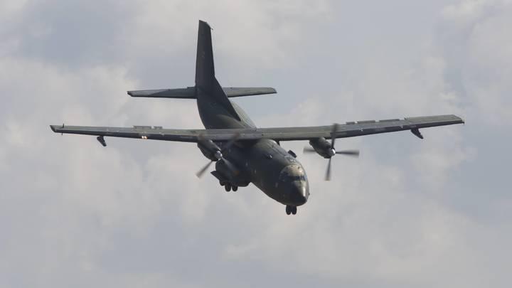 Французский самолёт-разведчик 6 часов шпионил у северо-западных границ России