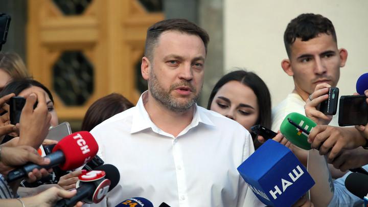 На Украине назначили нового главу МВД