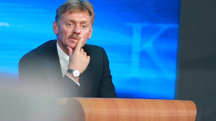 Песков: В Кремле размышляют над вопросом о структурных изменениях в Роскосмосе