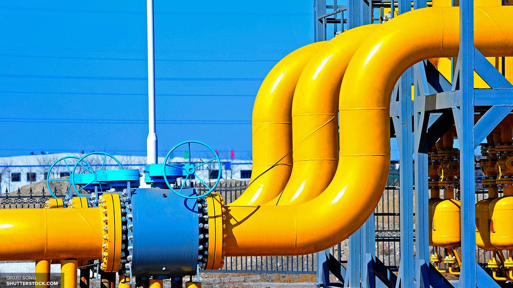Белоруссия отказалась признавать долг за российский газ
