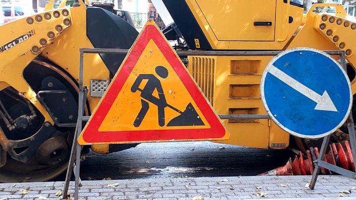 Перекрытие Верхне-Ростинского шоссе в Мурманске: движение ограничат до 2022 года