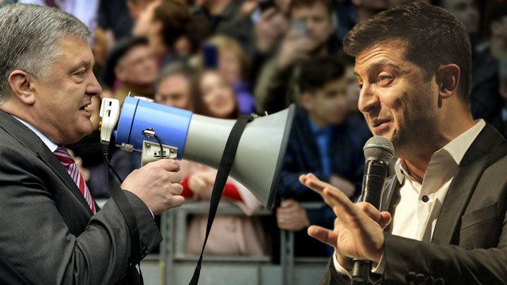 Диалог или два монолога: Зеленский недоволен предложениями Порошенко
