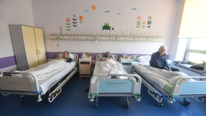 В Санкт-Петербурге появятся платные палаты для больных коронавирусом