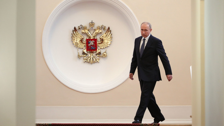 «Переналадка привычных подходов»: Путин призвал к созданию новой стратегии ВТС