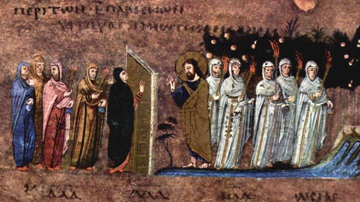 Великий вторник. Православный календарь на 23 апреля