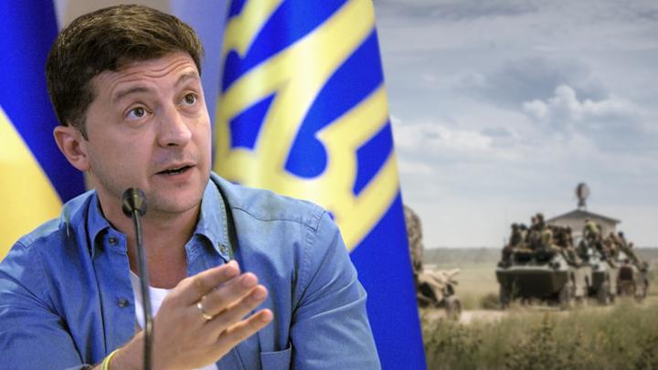 По своим и чужим: Зеленский обвинил ДНР в «подрыве перемирия»