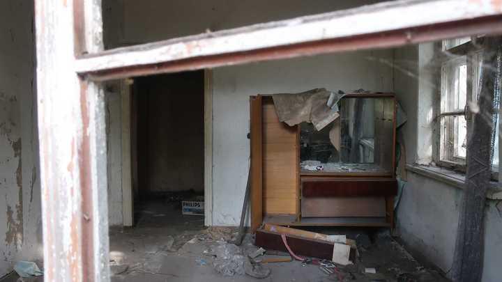 В Ростове следовали проверят аварийный дом, где живёт многодетная мать-одиночка